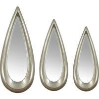 Teardrop Mirrors