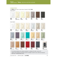 Lutron Colours